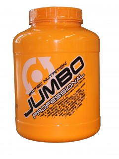 JUMBO PROFESSIONAL SCITEC NUTRITION 3,24KG SCITEC NUTRITION Gainers Power Nutrition