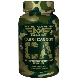 CARNI CANNON SCITEC NUTRITION SCITEC NUTRITION Carnitine Power Nutrition