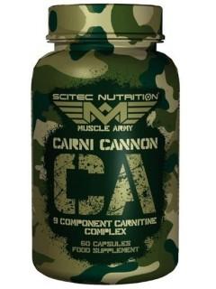 CARNI CANNON SCITEC NUTRITION SCITEC NUTRITION Carnitine Power Nutrition