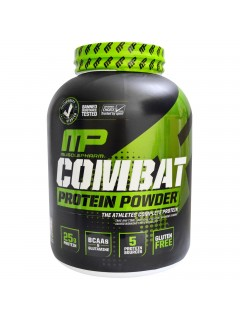 COMBAT POWDER MUSCLEPHARM 1,8KG MUSCLEPHARM Caséine & Multi Protéines Power Nutrition