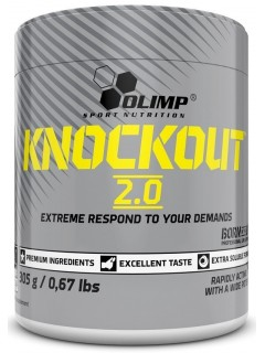 KNOCKOUT 2.0 OLIMP SPORT NUTRITION OLIMP SPORT NUTRITION Energie & Concentration Power Nutrition