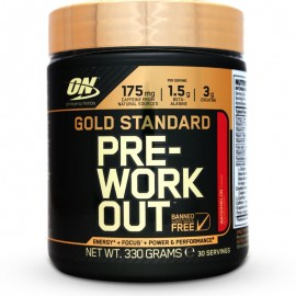GOLD STANDARD PRE OPTIMUM NUTRITION OPTIMUM NUTRITION Energie & Concentration Power Nutrition