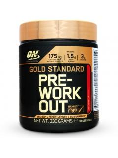 GOLD STANDARD PRE OPTIMUM NUTRITION OPTIMUM NUTRITION Energie & Concentration Power Nutrition