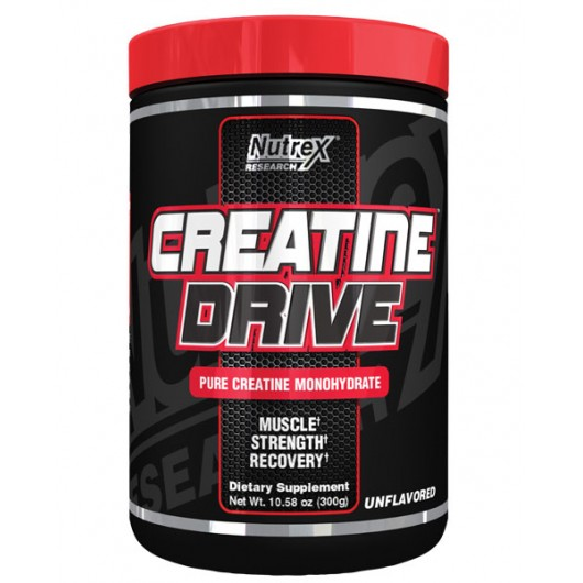 CREATINE DRIVE NUTREX 300G NUTREX Creatine Power Nutrition
