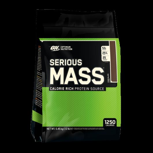 SERIOUS MASS OPTIMUM NUTRITION 5,45KG OPTIMUM NUTRITION Gainers Power Nutrition