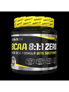 BCAA 8:1:1 ZERO BIOTECH 33 DOSES BIOTECH USA BCAA  Power Nutrition