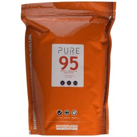 PURE WHEY ISOLAT 95 BBW 2KG BODYBUILDING WAREHOUSE (BBW) Whey & isolat Power Nutrition