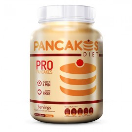 PREPARATION PANCAKES PRO OVOWHITE 600G OVOWHITE Préparation pancake Power Nutrition