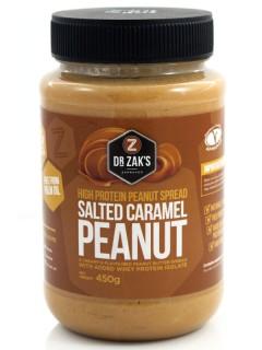 BEURRE CACAHUÈTE DR ZAK DR.ZAK Beurres de noix Power Nutrition
