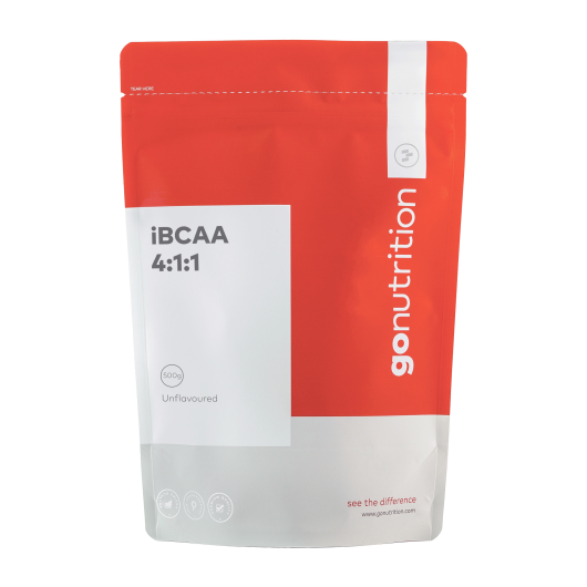 iBCAA 4:1:1 GO NUTRITION™ 17 DOSES GO NUTRITION BCAA  Power Nutrition