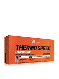THERMOSPEED HARDCORE OLIMP OLIMP SPORT NUTRITION Brûleurs de graisse Power Nutrition