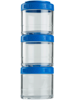 GOSTAK® 3 X 100ML BLENDER BOTTLE BLENDER BOTTLE Shakers & Gourdes  Power Nutrition