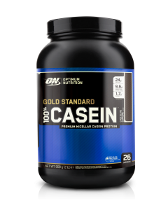 100% CASEINE GOLD STANDARD ON 908G OPTIMUM NUTRITION Caséine & Multi Protéines Power Nutrition
