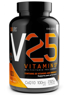 V25 STARLABS NUTRITION STARLABS NUTRITION Vitamines et minéraux Power Nutrition