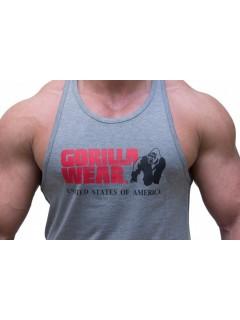 CLASSIC TANK TOP GRIS GORILLA WEAR GORILLA WEAR Hommes Power Nutrition