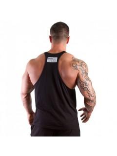 CLASSIC TANK TOP NOIR GORILLA WEAR GORILLA WEAR Hommes Power Nutrition
