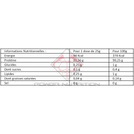 PURE WHEY ISOLAT 95 BBW 2KG BODYBUILDING WAREHOUSE (BBW) Whey & isolat Power Nutrition