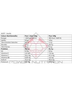 ISOLAT DE WHEY NATIVE ELITE APURNA 2,2KG APURNA Whey Protéine Isolate Power Nutrition