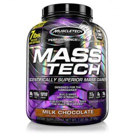 MASSTECH MUSCLETECH 3,2KG MUSCLETECH Gainers Power Nutrition