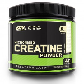 CRÉATINE OPTIMUM NUTRITION OPTIMUM NUTRITION Creatine Power Nutrition