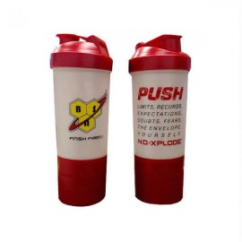 SHAKER AVEC COMPARTIMENT BSN BSN Nutrition Shakers & Gourdes  Power Nutrition