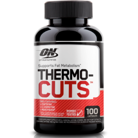 THERMOCUTS 100 GÉLULES OPTIMUM NUTRITION OPTIMUM NUTRITION Brûleurs de graisse Power Nutrition