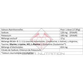 MODERN BCAA+ USP LABS 30 DOSES USP LABS Acides Aminés & BCAA Power Nutrition