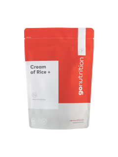 CREME DE RIZ+ GO NUTRITION™ GO NUTRITION Farines Power Nutrition