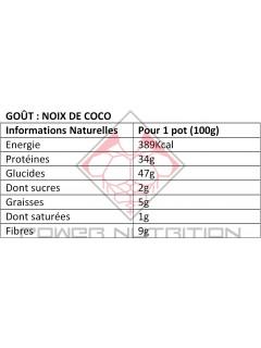PORRIDGE PROTÉINÉ FEEL FREE FEEL FREE Collations Protéinées Power Nutrition
