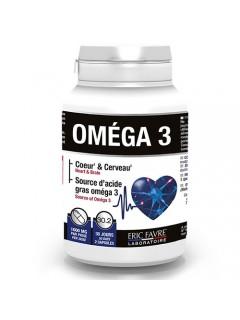OMEGA 3 ERIC FAVRE NUTRITION ERIC FAVRE NUTRITION Oméga & Acides Gras Essentiels Power Nutrition