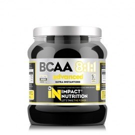 INSTANT BCAA 8:1:1 IMPACT NUTRITION 50 DOSES IMPACT NUTRITION BCAA  Power Nutrition