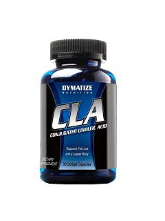 CLA DYMATIZE 90 gélules DYMATIZE CLA Power Nutrition