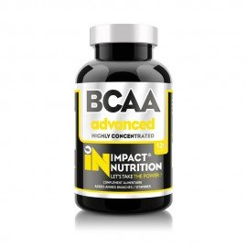BCAA ADVANCED IMPACT NUTRITION 30 DOSES IMPACT NUTRITION BCAA  Power Nutrition