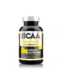 BCAA ADVANCED IMPACT NUTRITION 30 DOSES IMPACT NUTRITION BCAA  Power Nutrition