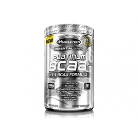 BCAA 8:1:1 PLATINUM MUSCLETECH 33 DOSES MUSCLETECH BCAA  Power Nutrition