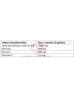 CLA + THÉ VERT USN USN NUTRITION CLA Power Nutrition