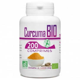 CURCUMA BIO ATLANTIC BIO ATLANTIC Articulations Power Nutrition