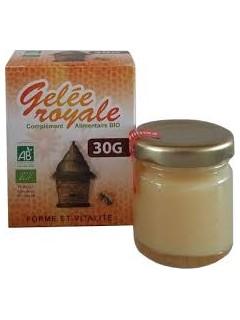 GELÉE ROYALE BIO GPH DIFFUSION GPH  Super-aliments Power Nutrition