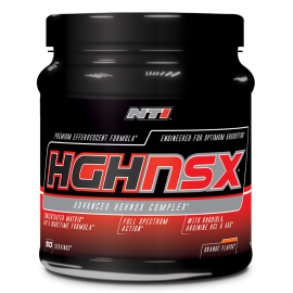 HGH NSX NTI NTI Booster de GH  Power Nutrition