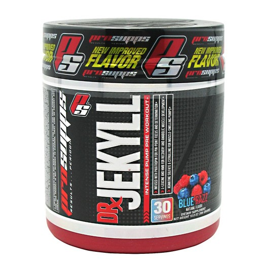 DR JEKYLL PRO SUPPS PROSUPPS Congestion & Volume Power Nutrition