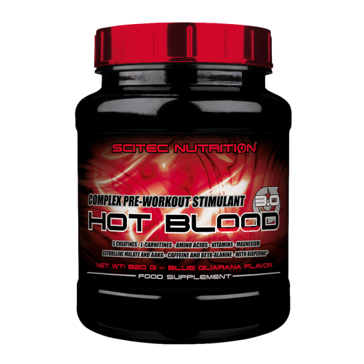 hot blood 3.0 scitec nutrition