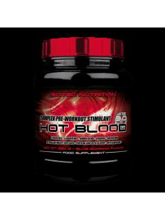 HOT BLOOD 3.0 SCITEC NUTRITION SCITEC NUTRITION Congestion & Volume Power Nutrition