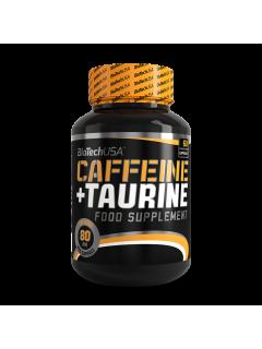 CAFEINE + TAURINE BIOTECH USA BIOTECH USA Stimulants Naturels Power Nutrition