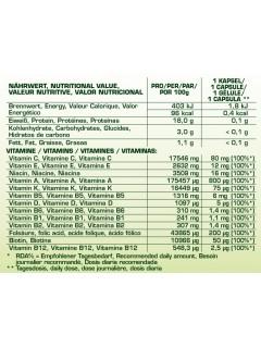 MULTI VITAMINES IRON MAXX® IRON MAXX Vitamines et minéraux Power Nutrition