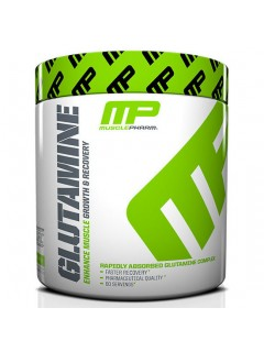 GLUTAMINE MUSCLEPHARM MUSCLEPHARM Glutamine Power Nutrition