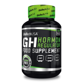 GH HORMON REGULATOR BIOTECH USA BIOTECH USA Booster de GH  Power Nutrition