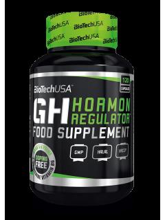 GH HORMON REGULATOR BIOTECH USA BIOTECH USA Booster de GH  Power Nutrition