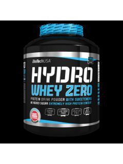 HYDRO WHEY ZERO BIOTECH USA 1,8KG BIOTECH USA Whey Protéine Hydrolysée Power Nutrition