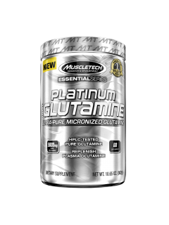L-GLUTAMINE PLATINUM MUSCLETECH MUSCLETECH Glutamine Power Nutrition