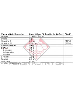 AMINO X BSN NUTRITION 70 DOSES BSN Nutrition BCAA  Power Nutrition